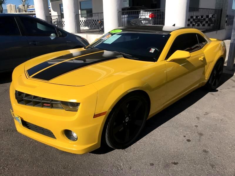 2011 Chevrolet Camaro 1SS Coupe