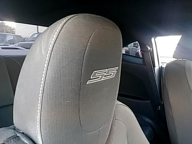 Chevrolet Camaro 1SS Coupe 2011
