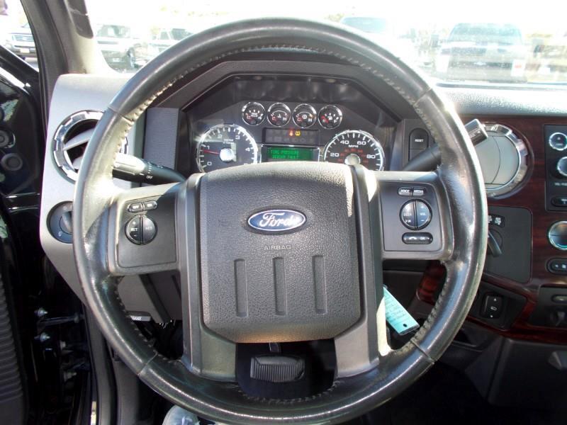 2010 Ford F-350 SD Lariat Crew Cab 4WD