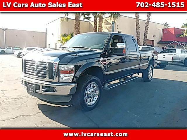 2009 Ford F-350 SD Lariat Crew Cab Long Bed 4WD DRW