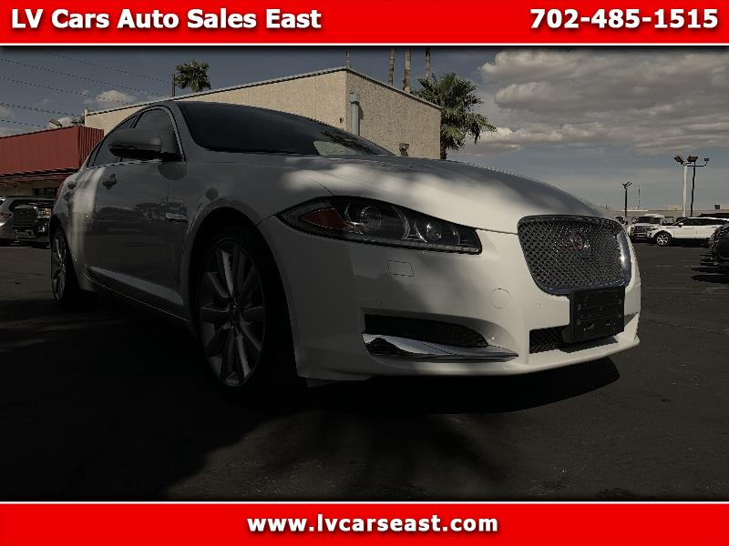 2014 Jaguar XF-Series XF Supercharged