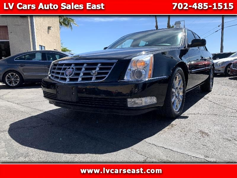 2007 Cadillac DTS 4dr Sdn Luxury Collection