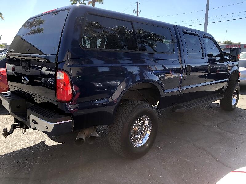 2008 Ford F-250 SD FX4 Crew Cab Long Bed 4WD