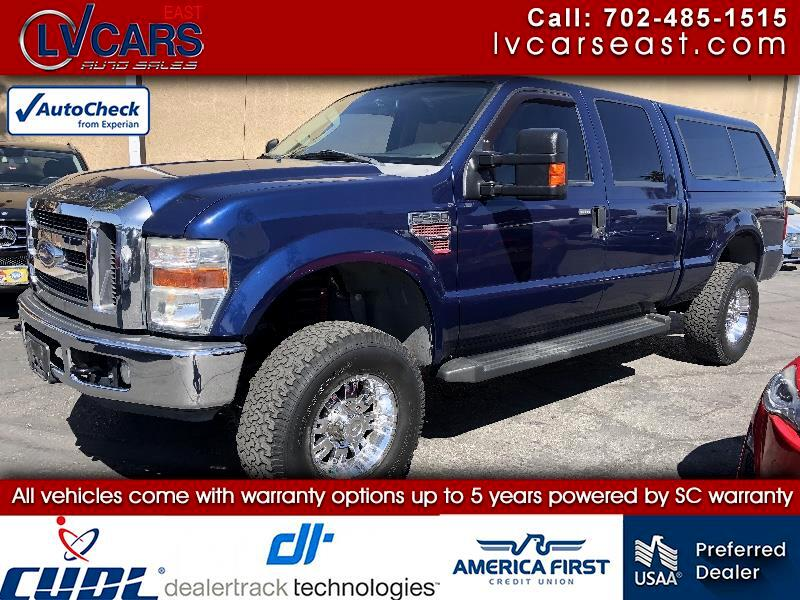 Ford F-250 SD FX4 Crew Cab Long Bed 4WD 2008