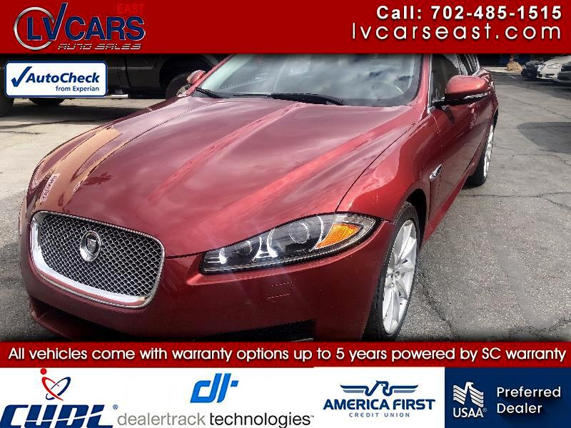 2013 Jaguar XF-Series Premium Luxury