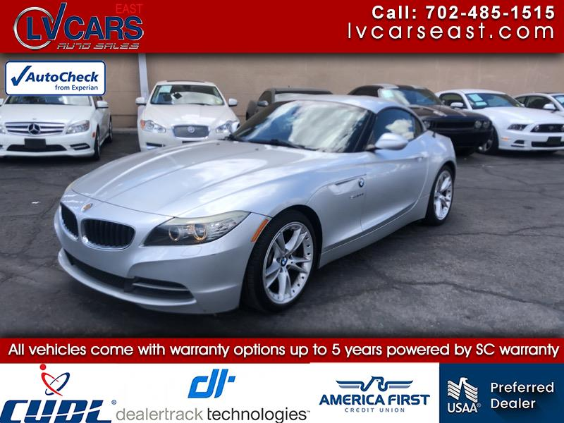 BMW Z4 Z4 2dr Roadster 3.0si 2009