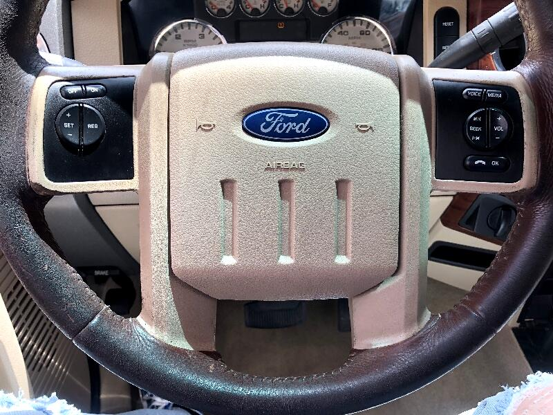 2009 Ford F-250 SD KING RANCH 4WD