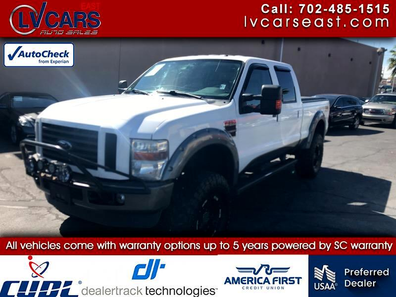 2010 Ford F-250 SD Cabela Crew Cab 4WD