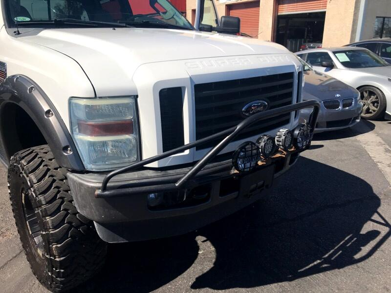 Ford F-250 SD Cabela Crew Cab 4WD 2010