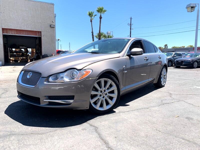 Jaguar XF-Series Premium Luxury 2011