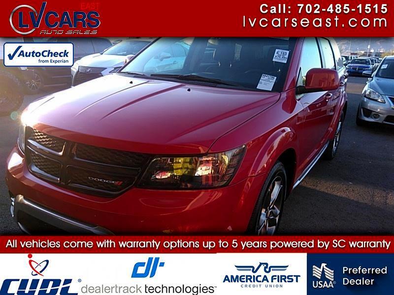 2016 Dodge Journey Crossroad FWD