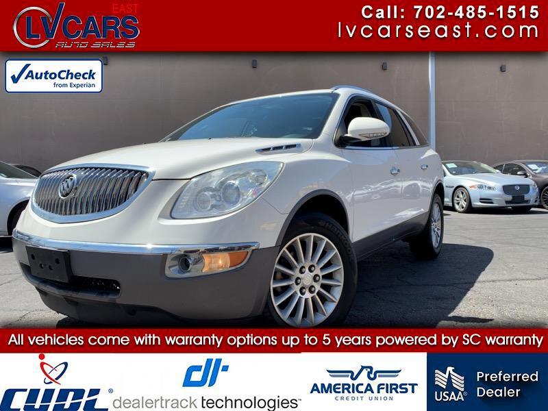 2010 Buick Enclave CX FWD