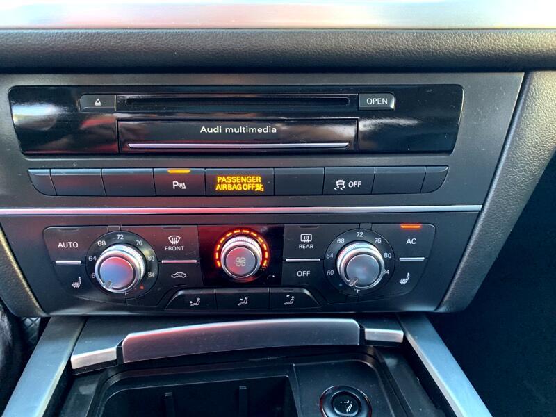 Audi A6 3.0T quattro Tiptronic 2012