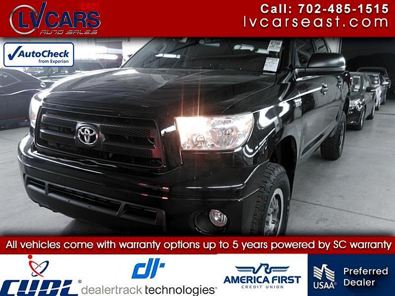 2011 Toyota Tundra Tundra-Grade CrewMax 5.7L 4WD