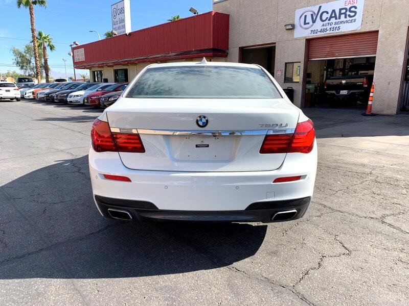 BMW Alpina B7 LWB 2013