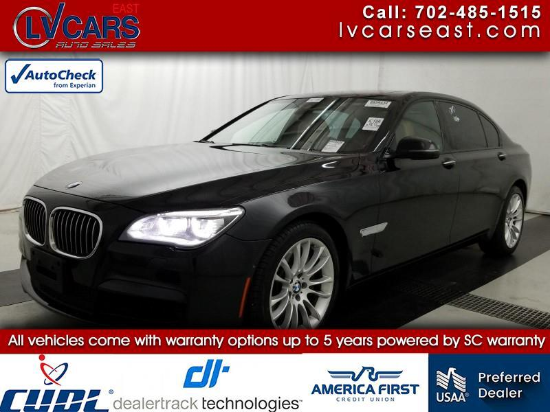 BMW 7-Series 750Li xDrive 2014