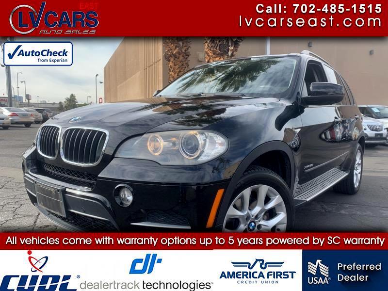 BMW X5 xDrive35i 2011