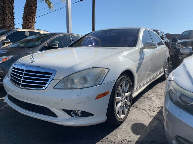 Mercedes-Benz S-Class 4dr Sdn S550 RWD 2008
