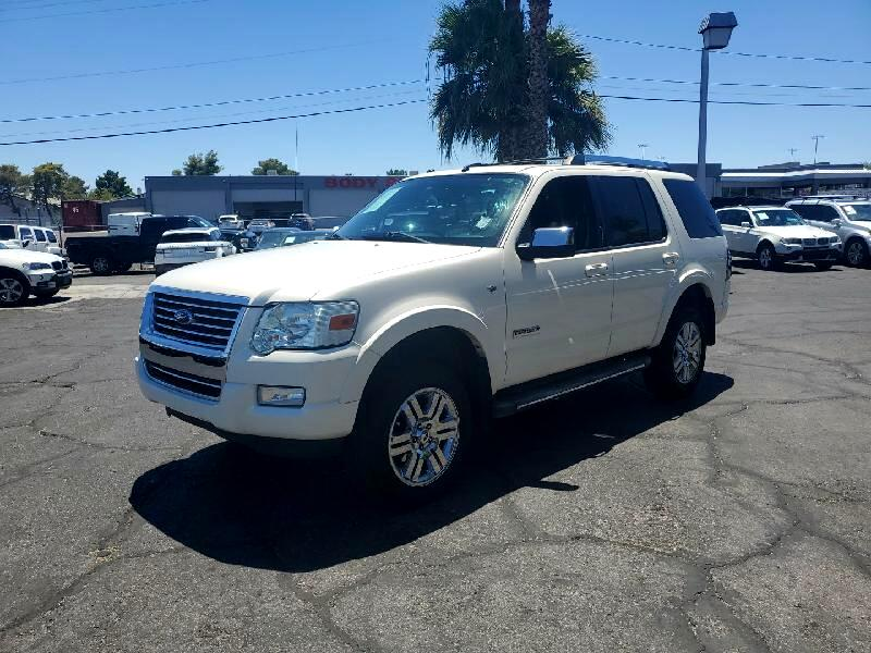 Ford Explorer Limited 4.6L 2WD 2008