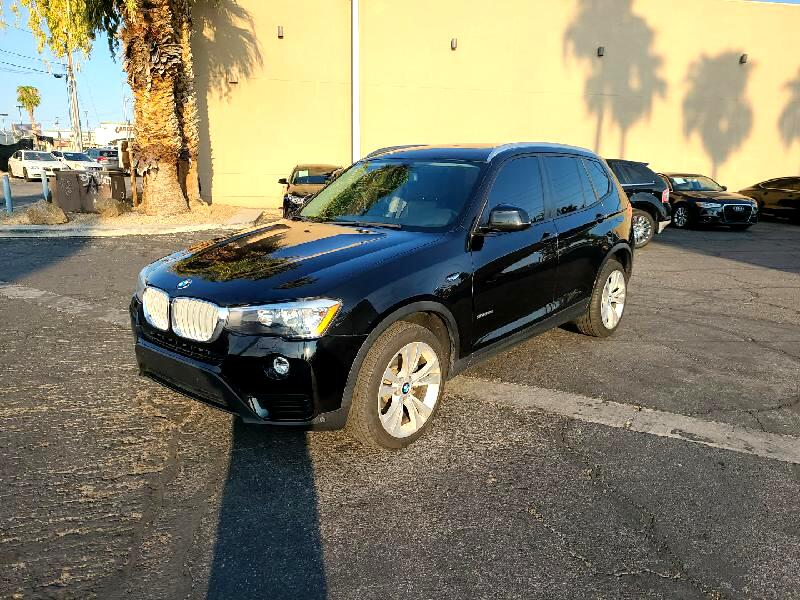 BMW X3 sDrive28i 2015