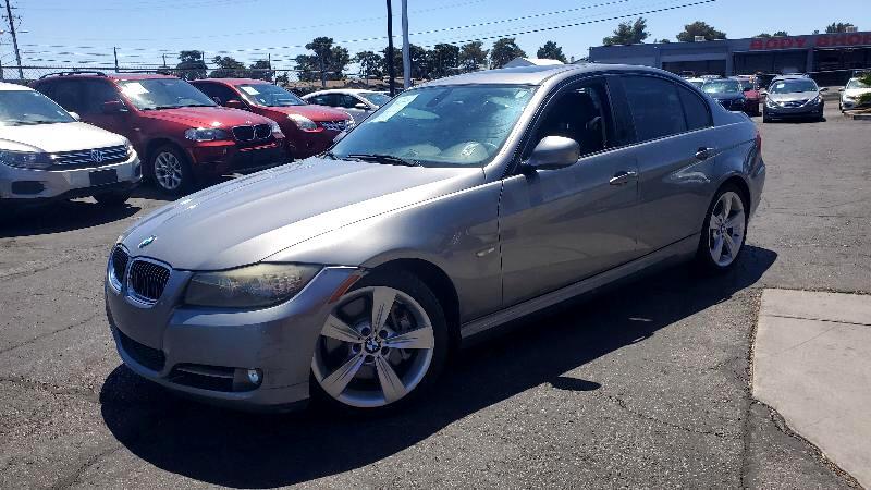 BMW 3-Series 335i 2010