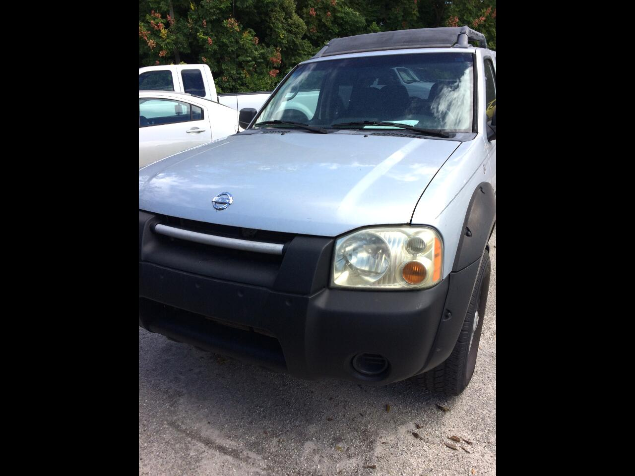2002 Nissan Frontier 2WD XE Crew Cab V6 Auto Std Bed