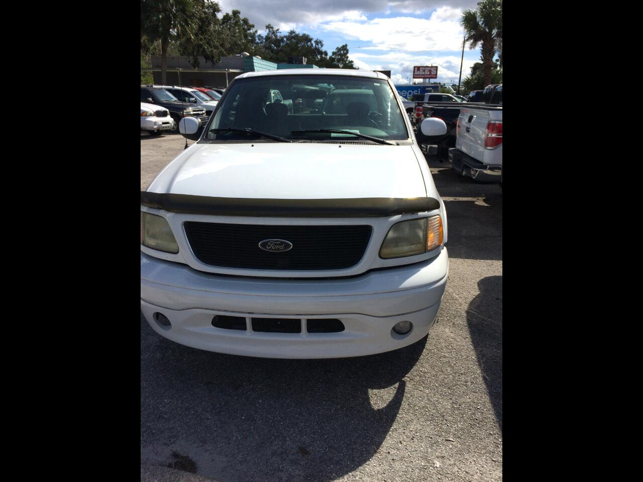 2003 Ford F-150 Supercab Flareside 139