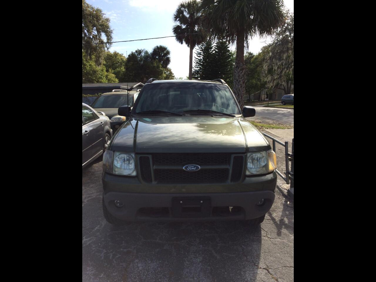 2002 Ford Explorer Sport Trac 4dr 126