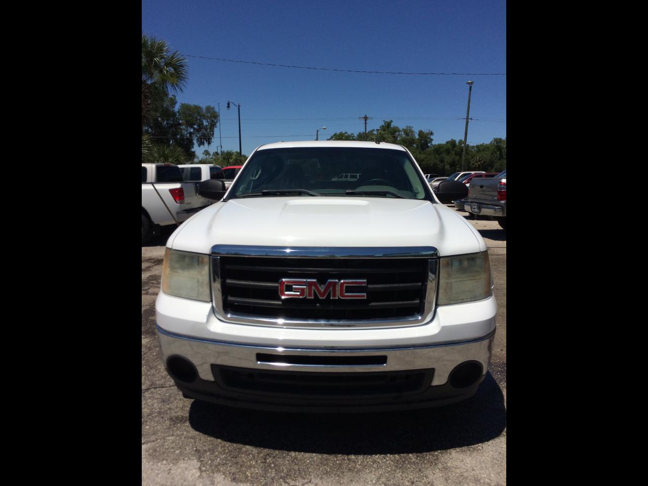 """Chevrolet Silverado 1500 4WD Ext Cab 143.5"""" LS 2010"""
