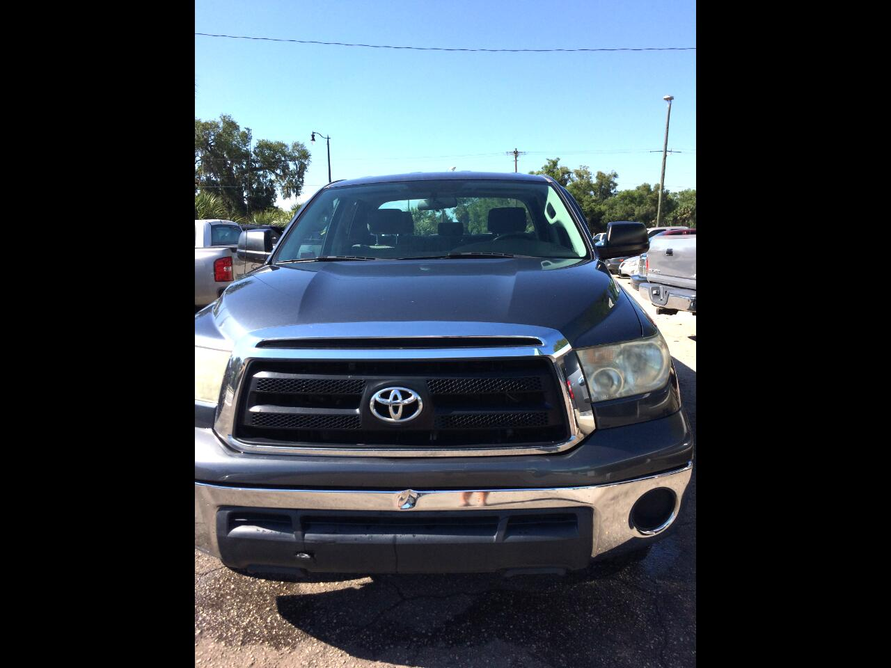 Toyota Tundra 2WD Truck Dbl 4.6L V8 6-Spd AT  (Natl) 2010