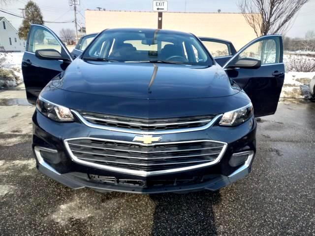 2017 Chevrolet Malibu 1FL