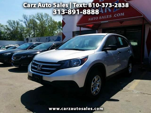 2014 Honda CR-V LX 4WD 5-Speed AT