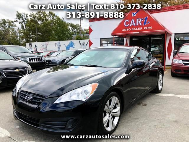 Hyundai Genesis Coupe 2.0T Manual 2011