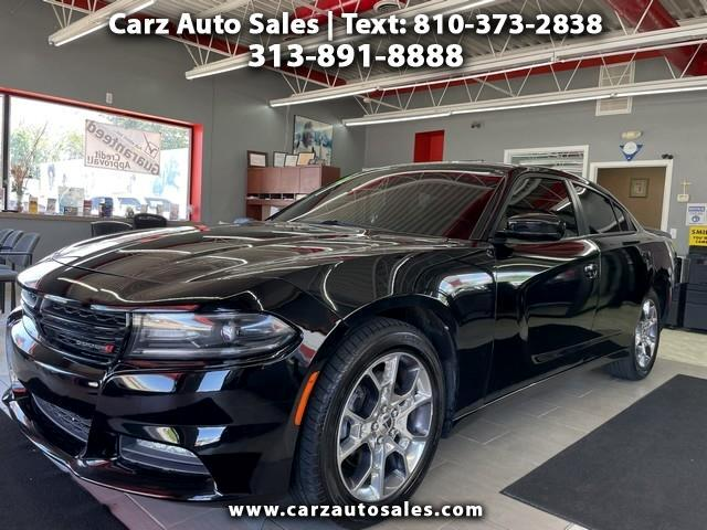 Dodge Charger 4dr Sdn SXT AWD 2015
