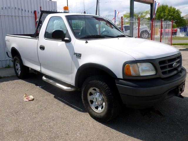 2002 Ford F-150 XLT Long Bed 4WD