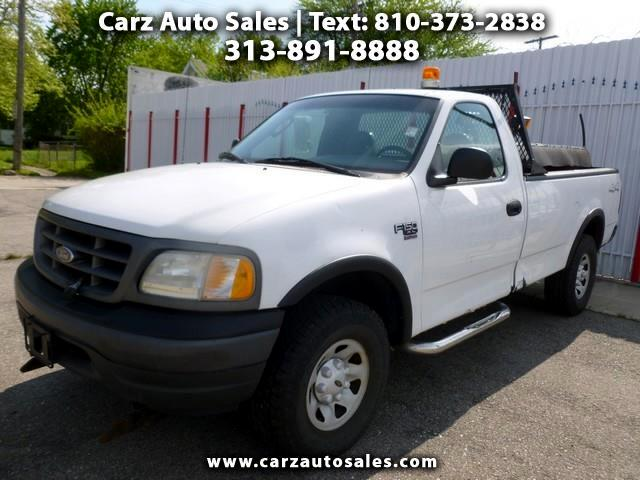 Ford F-150 XLT Long Bed 4WD 2002
