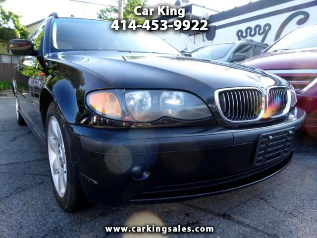 2005 BMW 3-Series Sport Wagon 325i