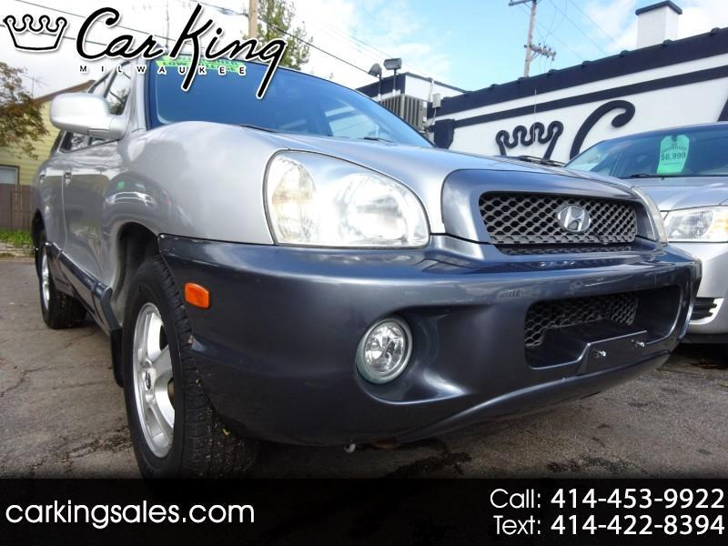 2003 Hyundai Santa Fe GLS 3.5L