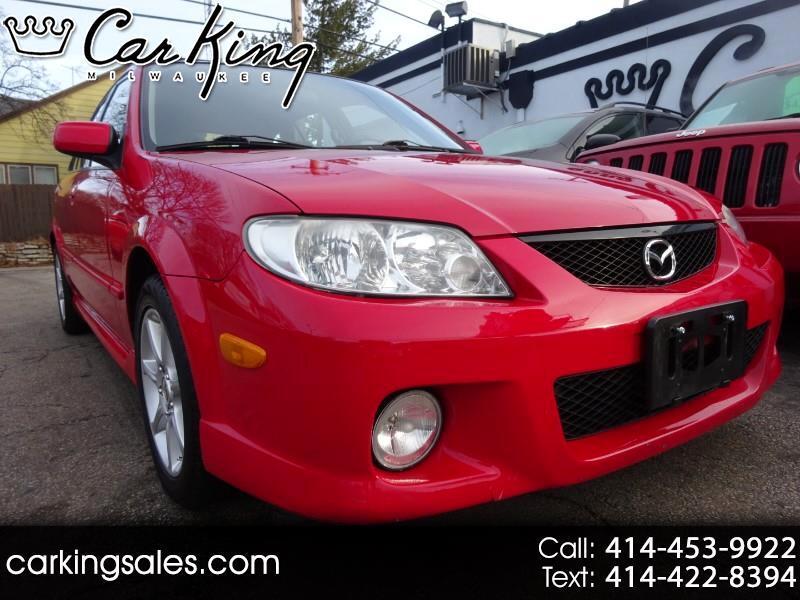 2002 Mazda Protege5 Sport Wagon