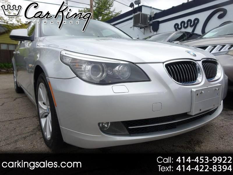 2010 BMW 5-Series 535xi