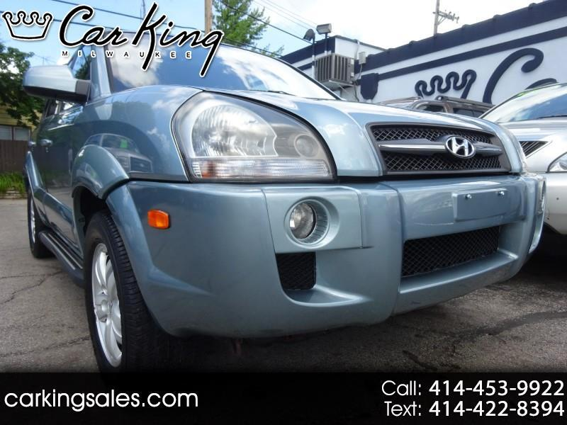 2008 Hyundai Tucson Limited