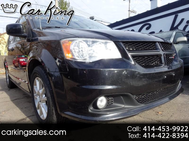 Dodge Grand Caravan R/T 2012