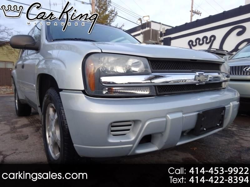 Chevrolet TrailBlazer 4WD 4dr LS 2008