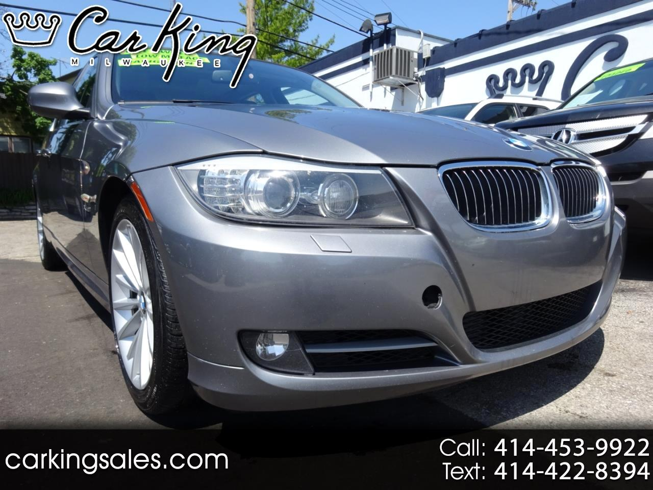 BMW 3 Series 4dr Sdn 335i xDrive AWD 2010