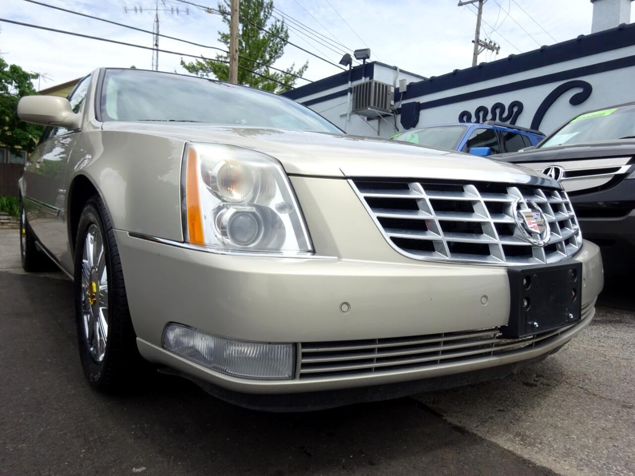 Cadillac DTS 4dr Sdn w/1SB 2008