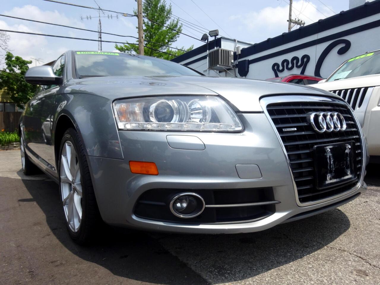 Audi A6 4dr Sdn quattro 3.0T Premium Plus 2011