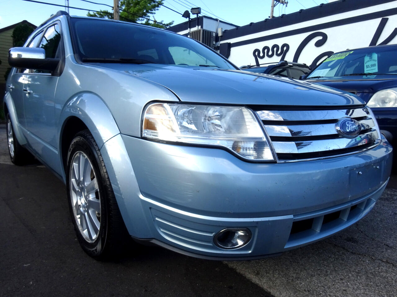 Ford Taurus X 4dr Wgn Limited FWD 2008