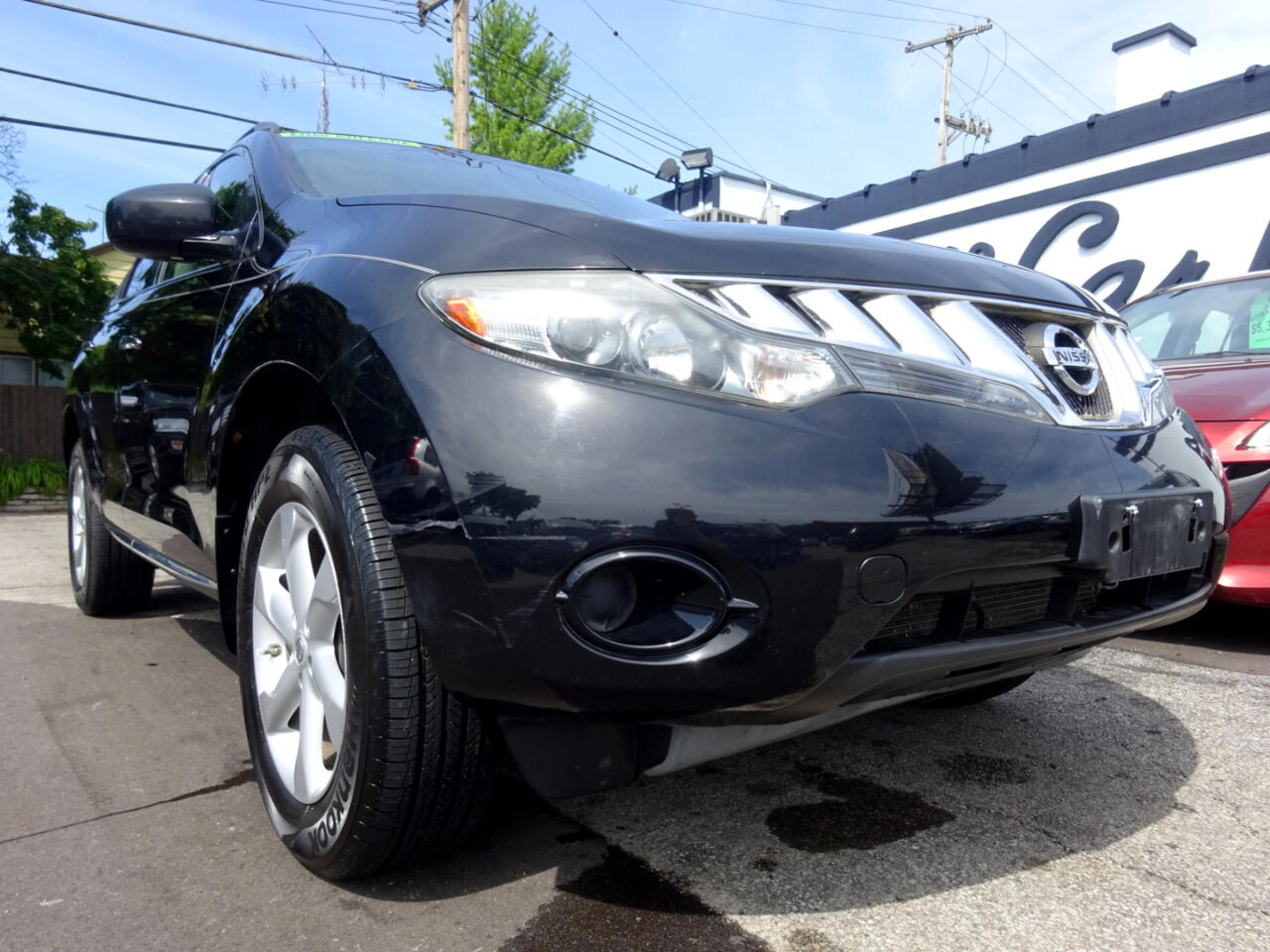 Nissan Murano 2WD 4dr S 2009