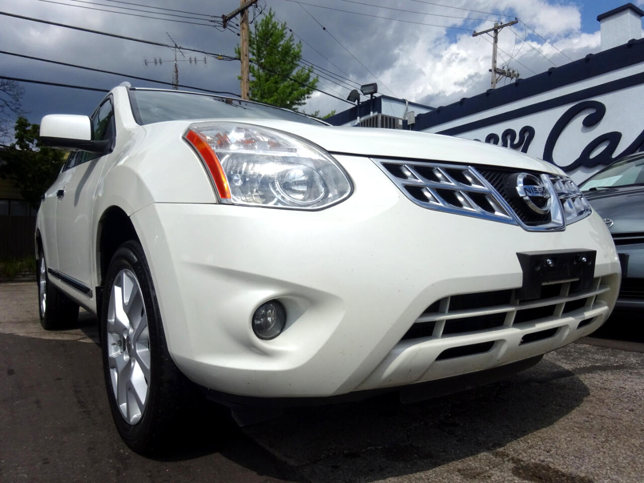Nissan Rogue AWD 4dr SL 2013