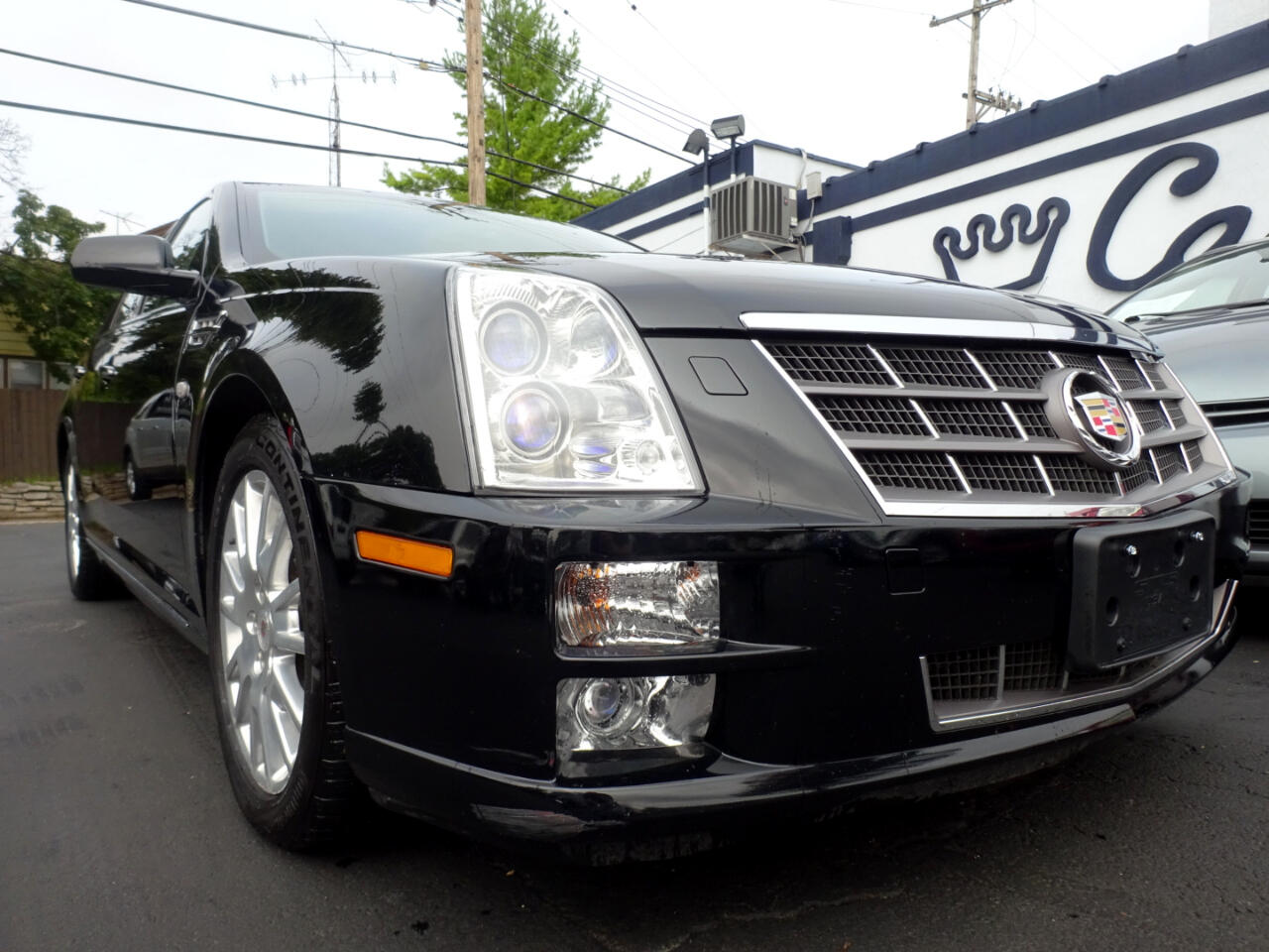 Cadillac STS 4dr Sdn V6 AWD w/1SB 2010